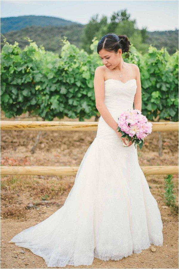 Monique Lhuiller bride
