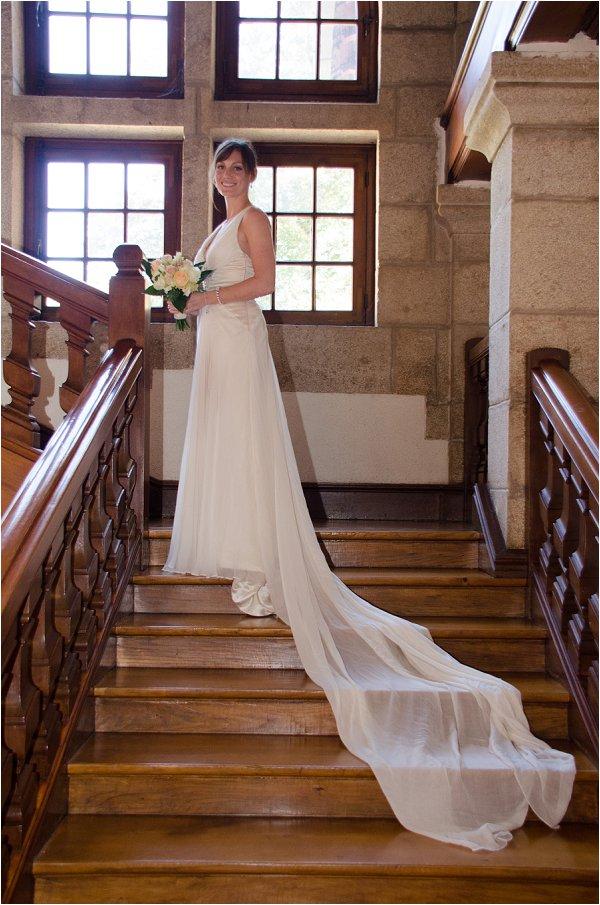 Sanyukta Shrestha wedding dress