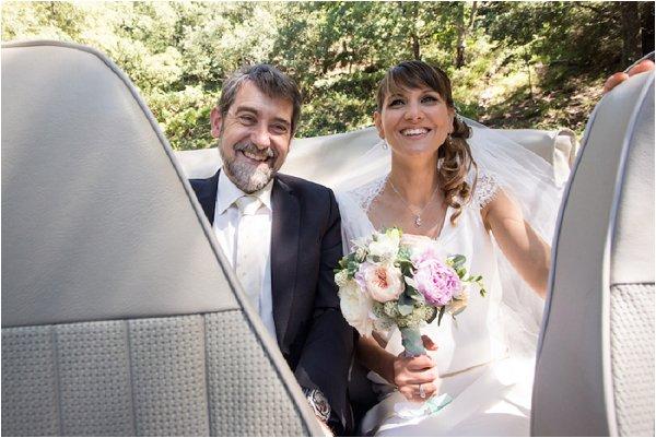 beatle wedding car