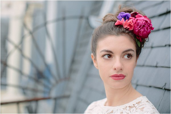 bold bridal accessories