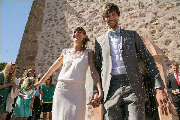 church wedding provence