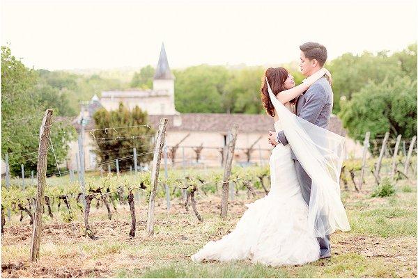 countryside wedding france