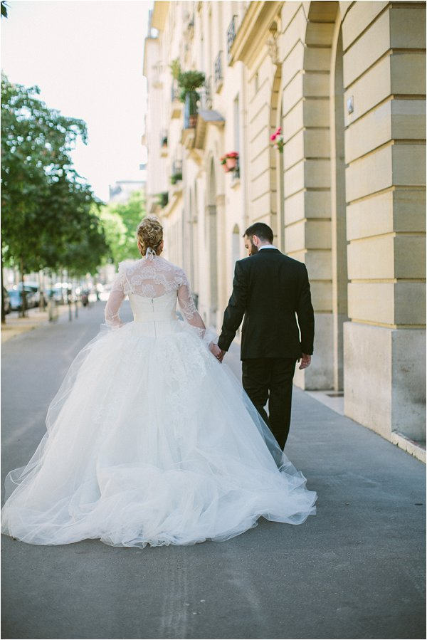 destination wedding in Paris
