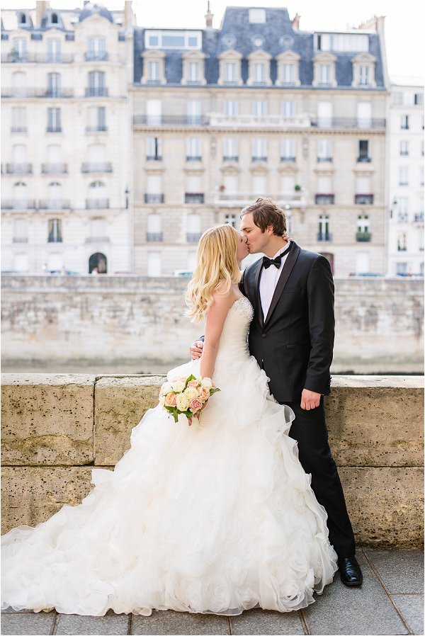 family wedding Paris