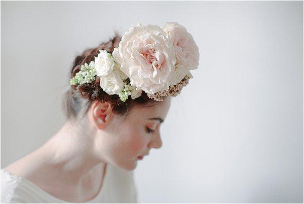 flower bridal accessory