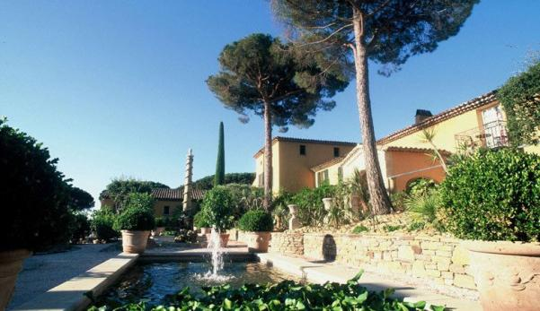 honeymoon hotel in france