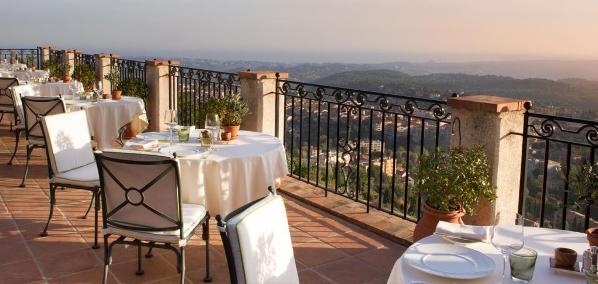 Honeymoon restaurants Provence