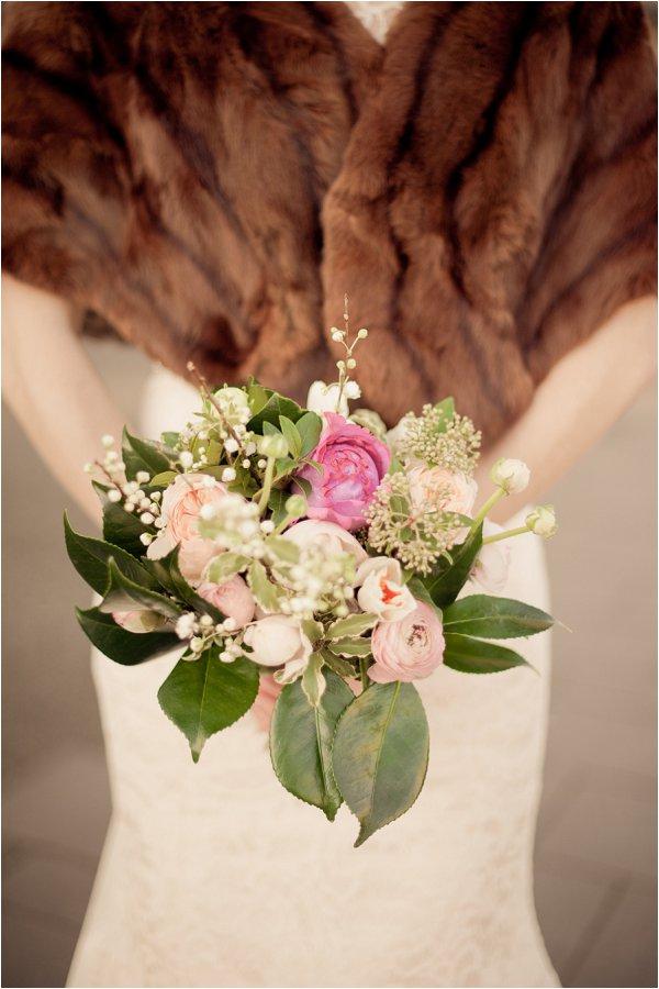 luxury wedding bouquet Paris