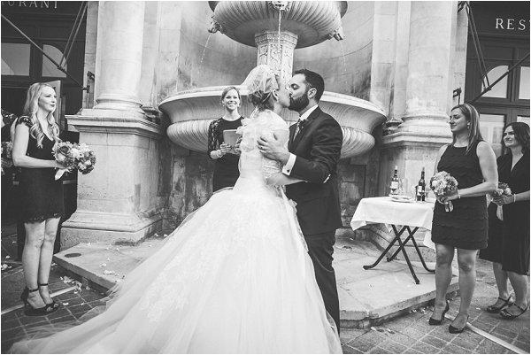 marry in Paris