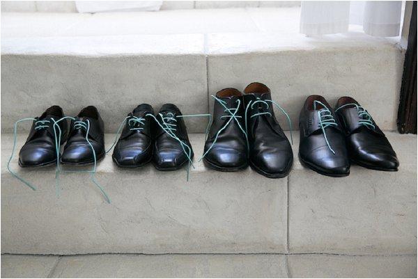 mint shoe laces