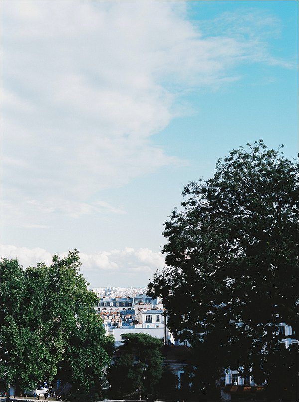 paris through the parks