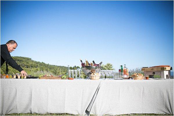 planning outdoor wedding