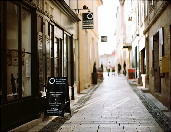 streets of st emilion