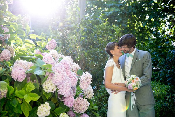 summer wedding South of France