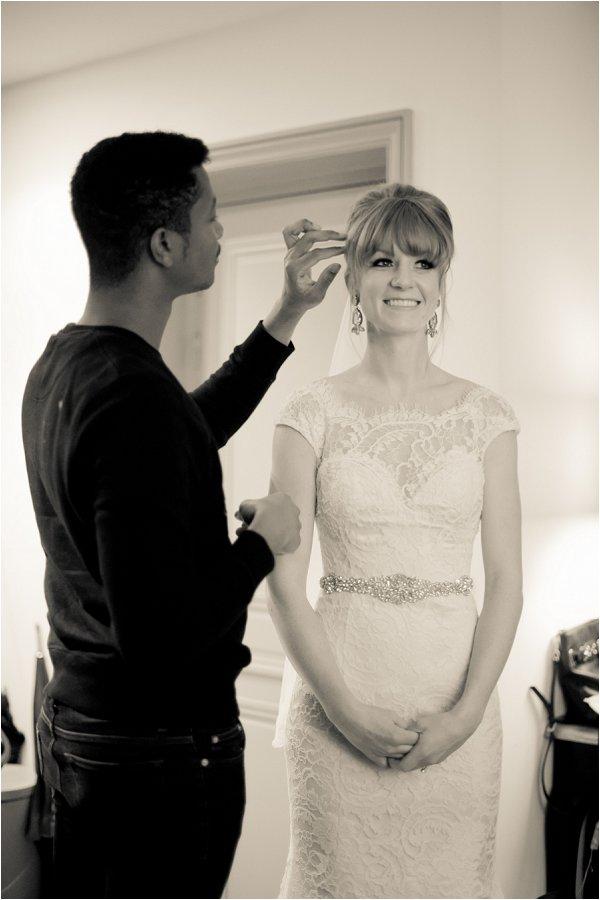 vintage style bride