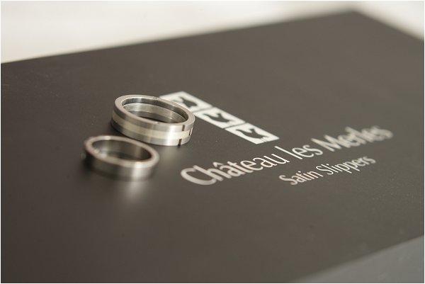 wedding at Chateau les Merles