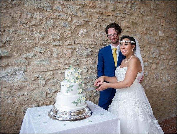 wedding cake carcassonne