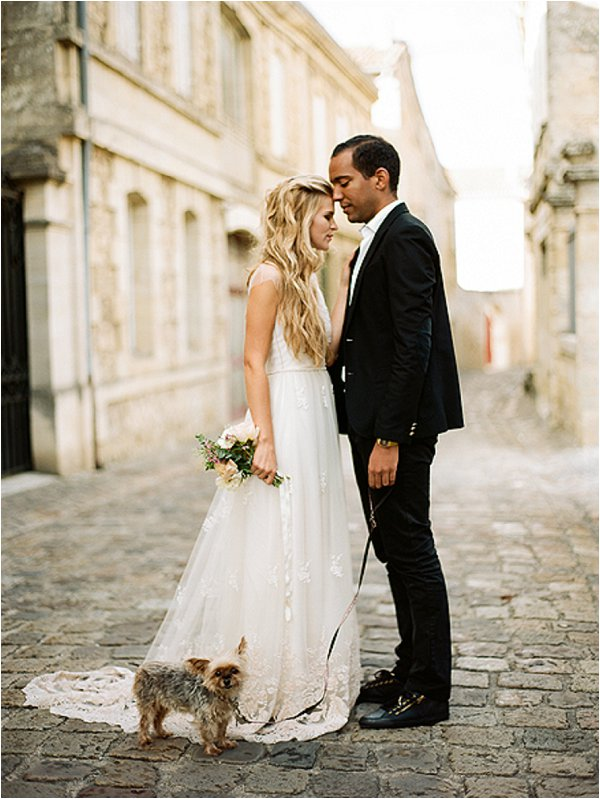 wedding in saint emilion