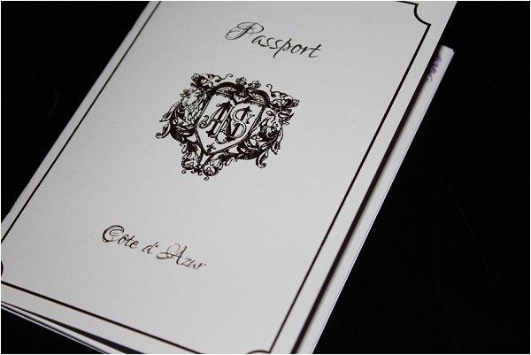 wedding passport to France