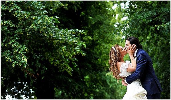 Wedding photographer in France