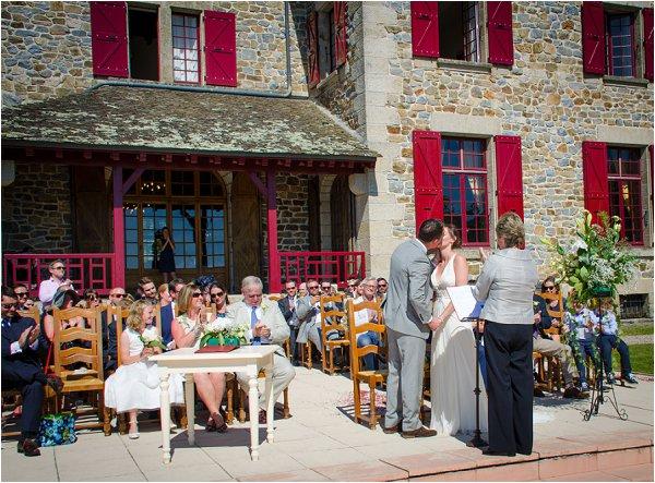 wedding venue near Bordeaux