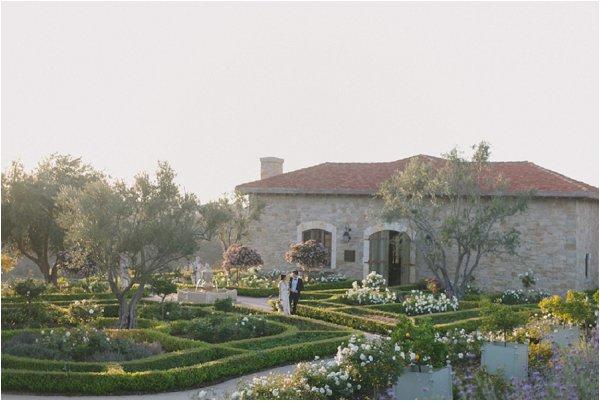 California wedding venue