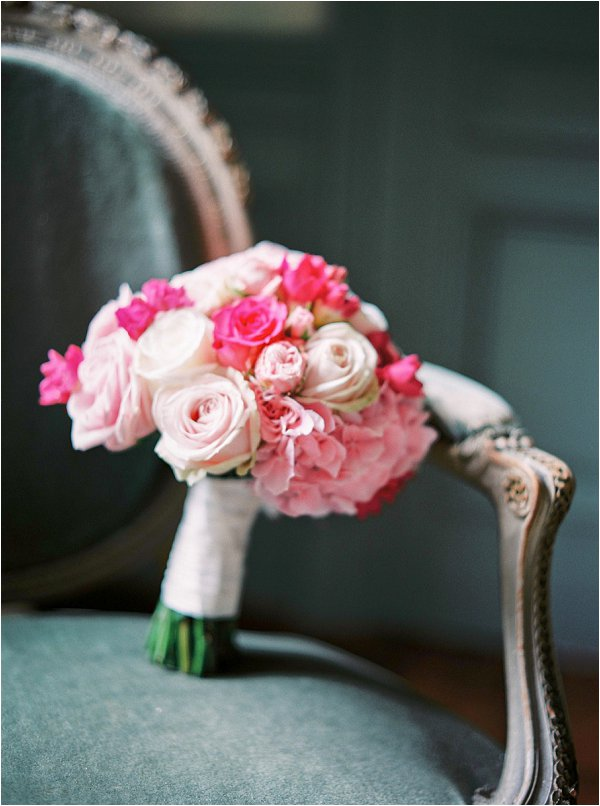 French Flower Style bouquet