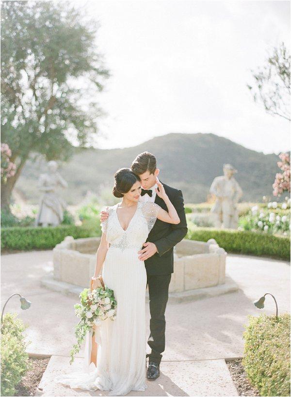 French inspired wedding in California