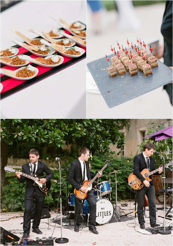 French wedding ideas