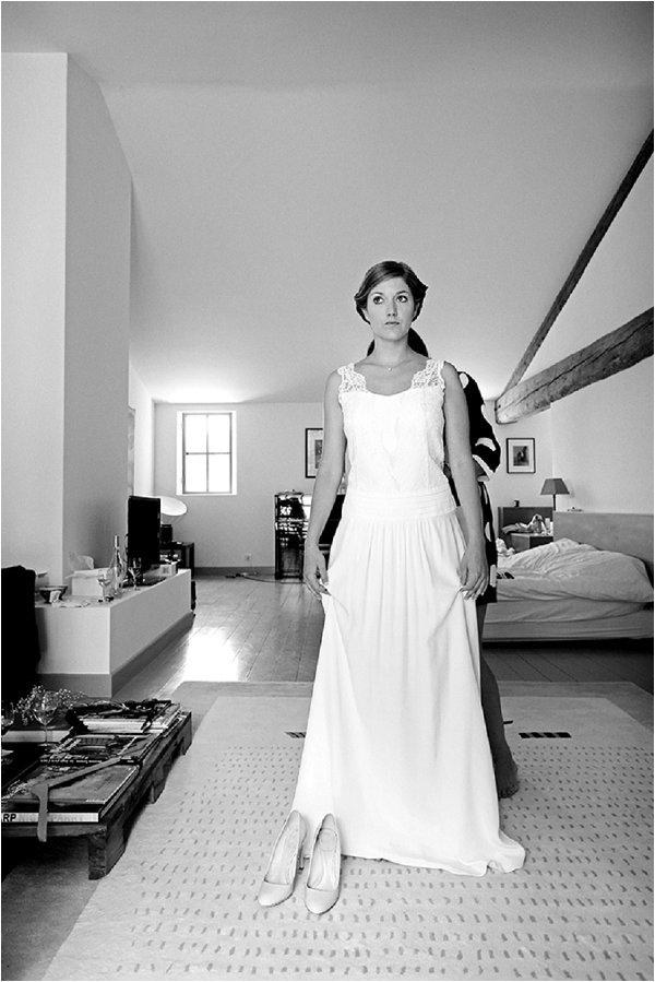 Laure de Sagazan bride