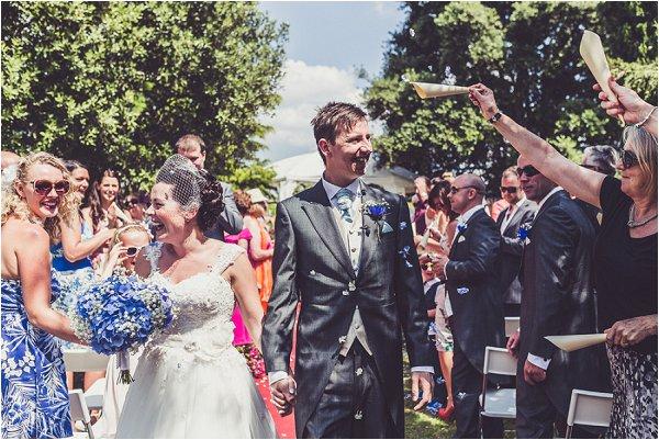 Rachel and Craig's wedding