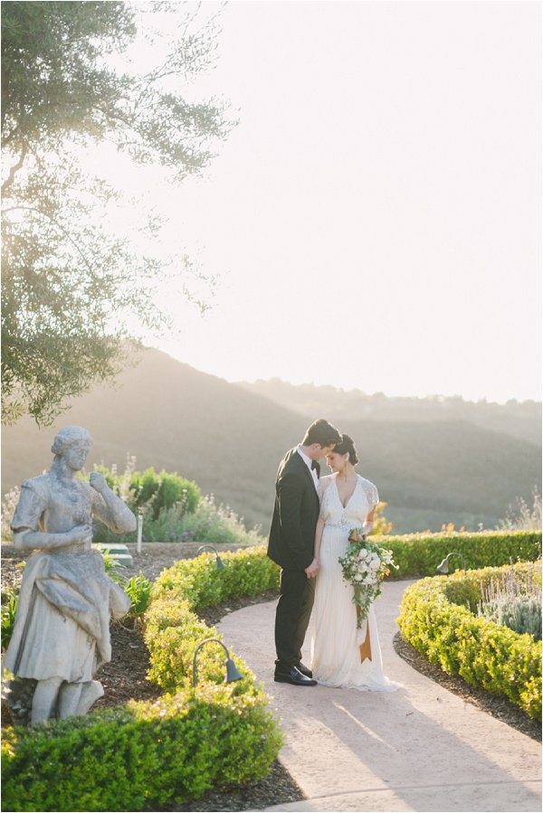 Wedding in California