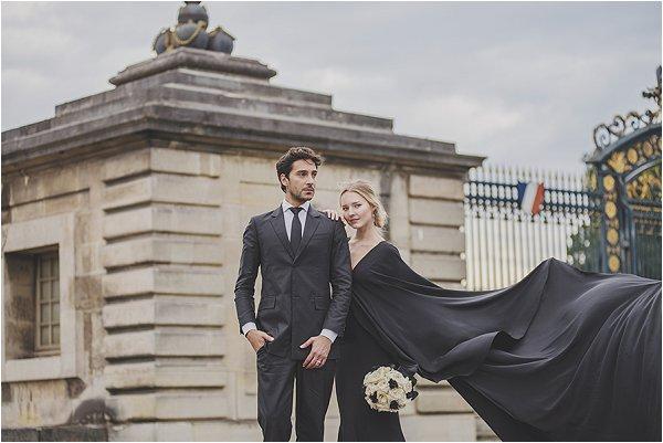 alternative wedding in paris