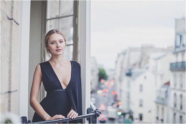 an adventure in Paris