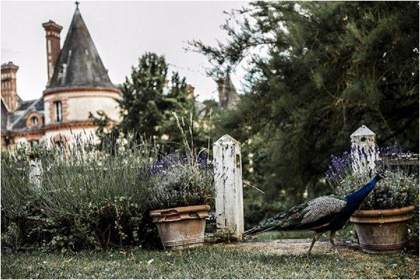 countryside wedding venue France