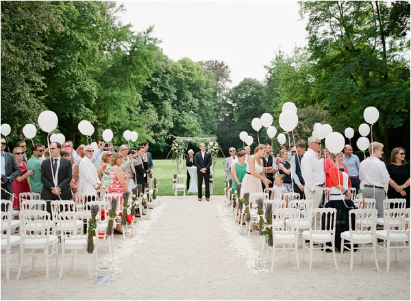 getting married in Provence