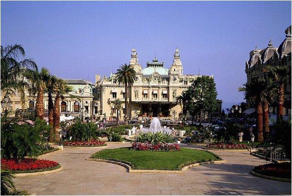 Honeymoon in Monaco
