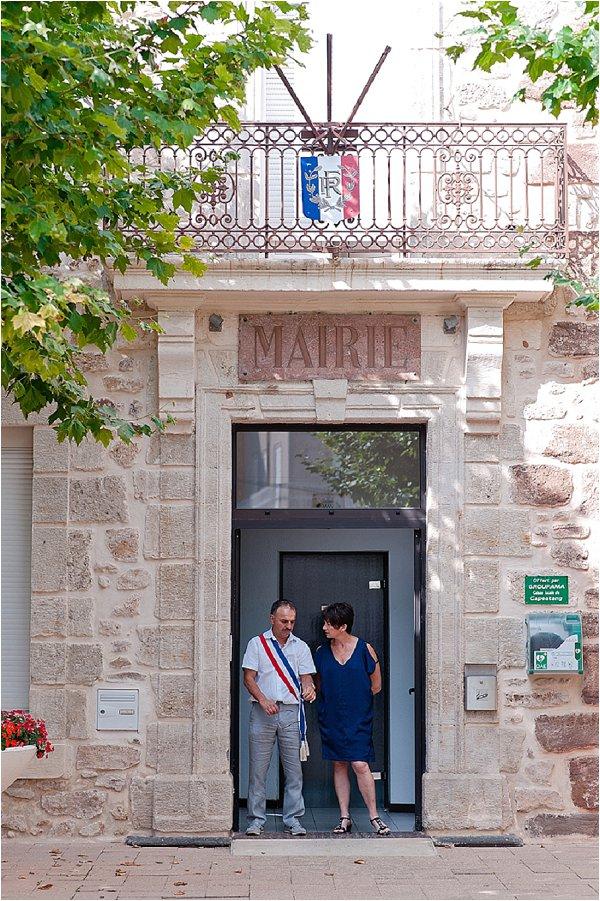 legal wedding in France