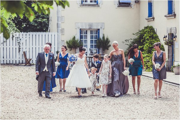 marry in South West France