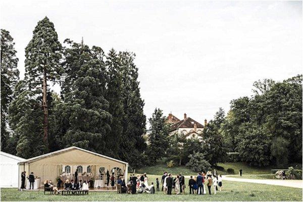 maruqee wedding