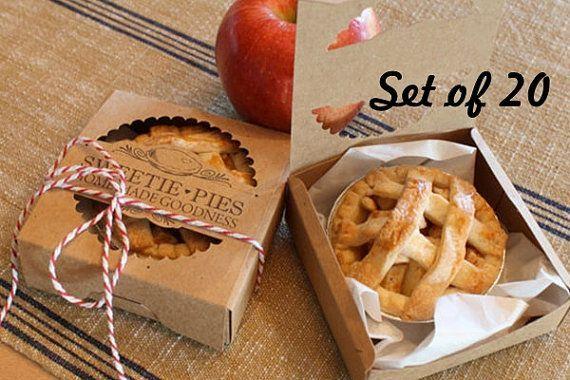 pie packaging kit