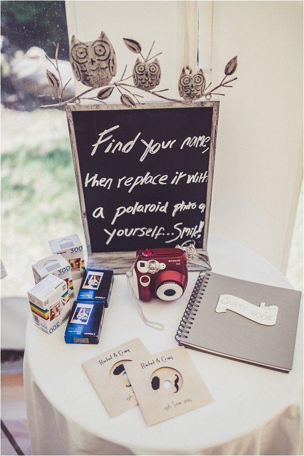 quirky wedding guest ideas