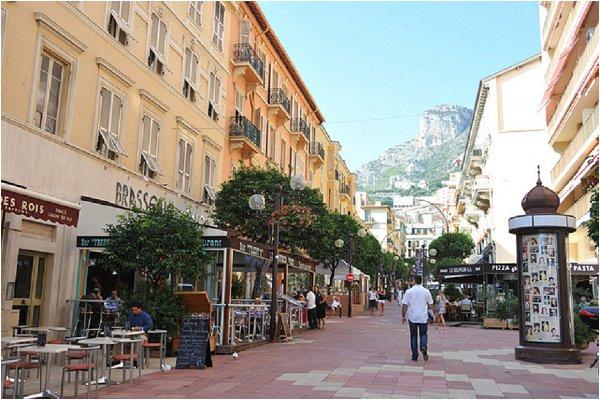 shopping in Monaco