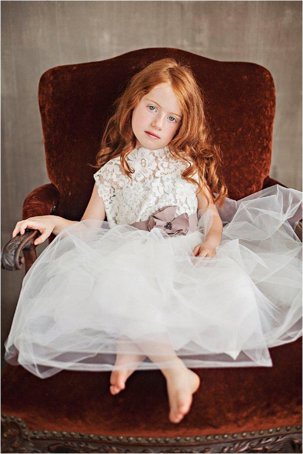 super pretty flower girl dress