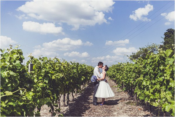 Vineyard Wedding France Venue