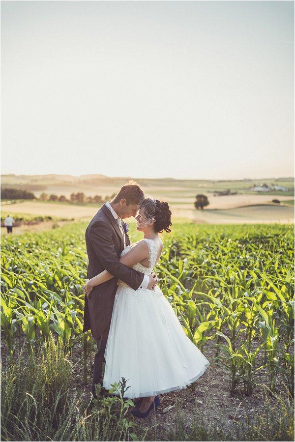 wedding among the vines