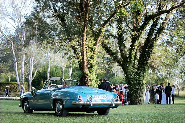 wedding cars in Provence