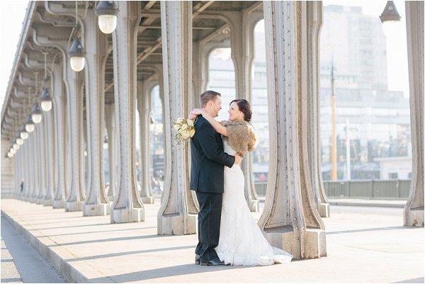 wedding day locations in Paris