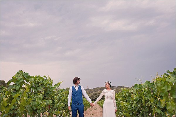 wedding in Languedoc-Roussillon