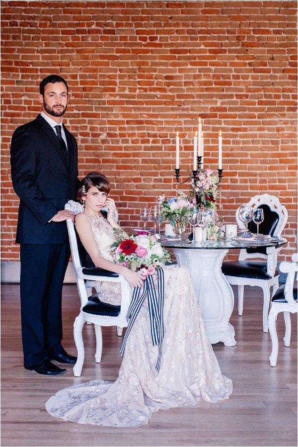 wedding inspiration shoot